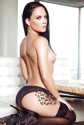 Meet Playboy model Meghan Leopard from Canada