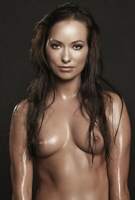 Naked pics of Olivia Wilde