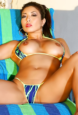 Amazing Asian Woman Akira Lane