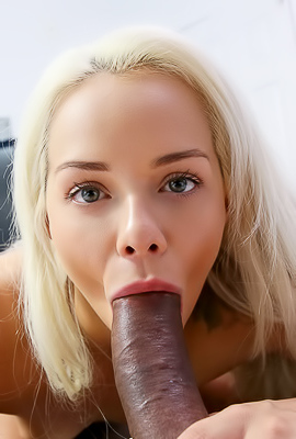 Innocent Blond Teen Elsa Jean Gets Fucked In Pov
