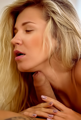 Mary Kalisy Enjoys Of Sucking Big Fat Cock